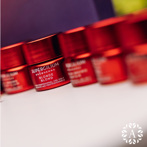 Supercillium Kit for Henna Brows - Dye